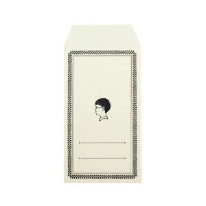 【クーポン有り23:59まで】ポチ袋 お年玉 おこづかい お小遣い お手紙 袋 ポチ袋 5枚入 お年玉袋 女の子 レトロ キャラクター [N7] ネイビー