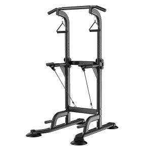 ぶら下がり健康器 懸垂マシン チンニング 多機能 筋肉トレーニング 耐荷重150kg 簡単設置 10段階調整 簡易 マルチジム 腹筋背筋 自宅トレニンーグ 家族全員適応 [1年保証]