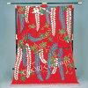 供紫藤女兒衣服縫製上日本舞蹈,歌謡跳舞的舞台使用。