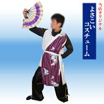 【よさこい】衣装コスチューム祭袖無し袢天【送料無料】