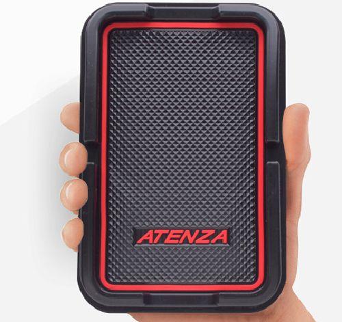 スマ-トフォンが落ちない MAZDA マツダ アテンザ用 スマートフォントレイ ロゴレッド 代引き 宅急便発送の場合 別途送料が必要です。