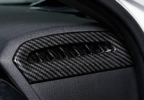 TOYOTA トヨタ カムリ CAMRY ハイブリッド エアコン吹き出し口 カバー カーボンデザイン 代引き 宅急便発送の場合 別途送料が必要です。