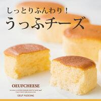 【ホワイトデー贈答用、ギフト、プレゼント、お祝い、うっふぷりん】うっふチーズ5個入
