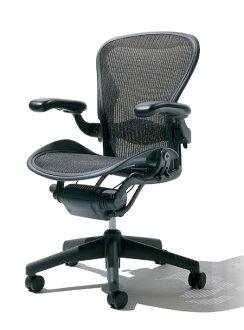 Herman Miller Aeron chair size B ( AE113AWB-AJG1BBBK3D01 ) 05P18Oct13