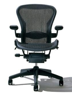 赫尔曼 · 米勒 05P24Oct15 [HermanMiller,人体工学椅子 B 大小 (AE111PWB-AJG1BBBK3D01)