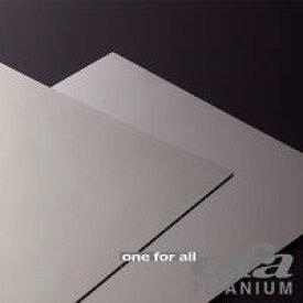 チタン板【板厚t6.0mmx200mmx200mm】