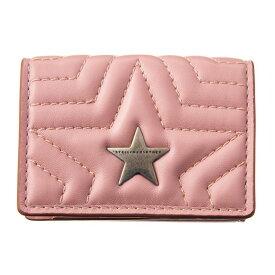 ステラマッカートニー Stella McCartney 三つ折り財布 529318 W8214 6553 誕生日 ブランド プレゼントにも 高級 20代 30代 40代 50代 60代
