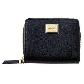 ジミーチュウ 財布 メンズ レディース ブラック JIMMY CHOO MIROSE GFH BLACK ブラック 誕生日 ブランド かっこいい プレゼントにも 高級 20代 30代 40代 50代 60代