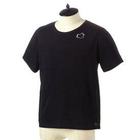 【タイムセール】サンローラン パリ Tシャツ メンズ SAINT LAURENT 557491 YBAQ2 1095 NOIR-NATUREL 誕生日 ブランド かっこいい プレゼントにも 高級 20代 30代 40代 50代 60代