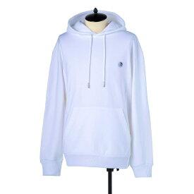 【キャッシュレスで5%還元】ディーゼル DIESEL スウエットシャツ 00SHEF 0NAUW 100 メンズ ホワイト new