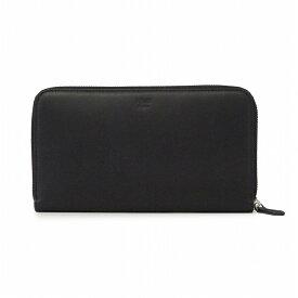 フェンディ FENDI 財布 ラウンドファスナー長財布 7M0276 A8VC F17BJ ブラック メンズ 誕生日 ブランド かっこいい プレゼントにも 高級 20代 30代 40代 50代 60代