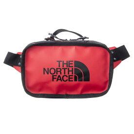 ザ ノース フェイス ボディバッグ NF0A3KYX KZ3 メンズ レッド THE NORTH FACE ブランド かっこいい 誕生日 プレゼント 20代 30代 40代 50代 60代