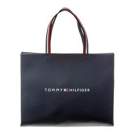 トミーヒルフィガー トートバッグ AW0AW08418CJM レディース スカイキャプテン TOMMY HILFIGER かわいい 誕生日 プレゼント 20代 30代 40代 50代 60代