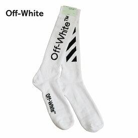 オフホワイト メンズ ソックス 靴下 OMRA001R201200180110 ホワイト 白 OFF-WHITE ブランド 誕生日 プレゼント 新品 20代 30代 40代 送料無料