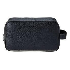 エンポリオアルマーニ バッグ セカンドバッグ メンズ ブラック EMPORIO ARMANI Y4R160 YC89J 80001 送料無料 誕生日 プレゼントにも sale あす楽 返品OK