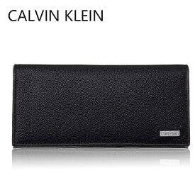 カルバンクライン 長財布 ブラック メンズ 79219 CALVIN KLEIN BLACK 財布 札入れ 便利 財布 薄型 薄い シンプル 長財布 スリム ブランド カード たくさん入る 財布 使いやすい 収納 財布 かっこいい 本革 革 大容量 高級 父の日 誕生日 プレゼント