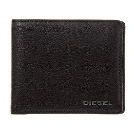 ディーゼル 財布 二つ折り財布 メンズ SEAL BROWN DIESEL X03925 PR271 T2189