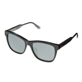 ボッテガヴェネタ サングラス アジアンフィット メンズ レディース レンズ/グレー テンプル/グレー BOTTEGA VENETA BV0001SA-001 55 ポイント消化 アウトレット 在庫処分