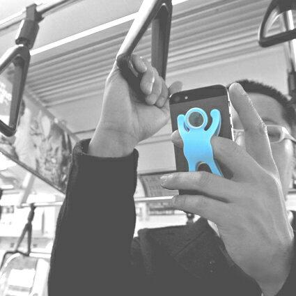 iPhoneX iPhone7 Plus iPhone6S iPhone6 iPhoneSE iPhone6 PLUS iPhone5S ビバヒーロー iPhone6S plusも片手で操作ができる!? 【定形外郵便(1) 送料無料】 落下防止!スマホが持ちやすく片手で操作! 手袋しても持ちやすい!スマホリング 各種スマホ対応!