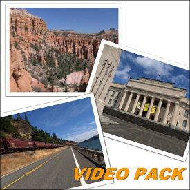 【HORIZON 正規販売店】 パスポートプレーヤー専用Video Pack 世界に実在する公園や都市を走れる!? 景色や音が変化、傾斜や負荷も映像に合わせて変わる! 次世代カーディオプログラム PASSPORT PLAYER 専用ビデオパック /送料無料