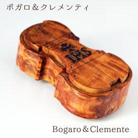 チェロ 松脂 ボガーロ&クレメンテ Bogaro&Clemente 松ヤニ cello ROSIN 最高級 プレゼント おしゃれケース バイオリン ビオラ 送料無料