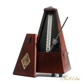 ウィットナー メトロノーム 木製 振り子 wittner 811M・813M 送料無料 お家で練習 可愛い 素敵