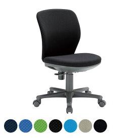 オフィスチェア/肘無・セミローバックタイプ/OA-1005 事務椅子 オフィスチェアー 学習椅子 勉強椅子 パソコンチェアー デスクチェアー
