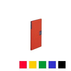 カードホルダー カーズ 溶着式 手帳サイズ ヨコ入れ3枚 背幅9 ポケット数60枚 タテ型 1冊 キングジム EC-41 kingjim 名刺入れ 名刺ファイル 名刺ホルダー カード入れ カードファイル カードケース