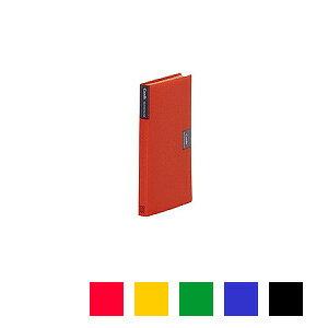 カードホルダー カーズ 溶着式 手帳サイズ ヨコ入れ3枚 背幅16 ポケット数120枚 タテ型 1冊 キングジム EC-42 kingjim 名刺入れ 名刺ファイル 名刺ホルダー カード入れ カードファイル カードケー
