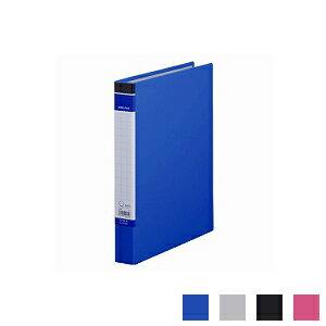 リングファイルBF A4 背幅40 タテ型 2穴 1冊 キングジム /EC-603BF KINGJIM 書類収納 バインダー 縦型 A4ファイル A4対応 A4サイズ 業務用 文房具 オフィス用品 事務用品 激安