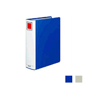 チューブファイル エコツインR A4 背幅85 タテ型 2穴 1冊 左右両開き コクヨ/EC-HU-RT670 KOKUYO 書類収納 バインダー 縦型 A4ファイル A4対応 A4サイズ 業務用 文房具 オフィス用品 事務用品 激安 パイプ式ファイル