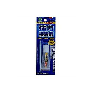 速硬化 超多様 瞬間接着剤 スーパーX2 クリア 耐熱性・耐水性・耐衝撃性 10ml セメダイン EC-AX-074