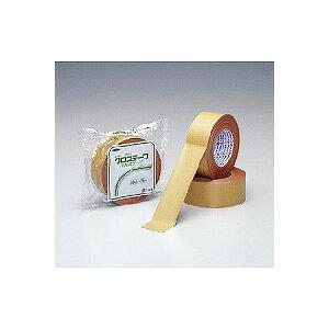 ガムテープ 布粘着テープ クロステープ 重量物の封かん用 幅50mm×長さ25m 1巻 共和 EC-HE-011