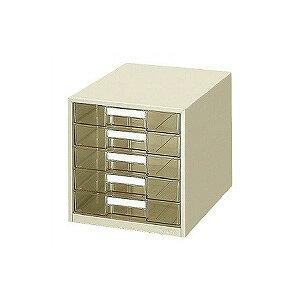 レターケース G型 ライトグレー A4 5段タテ型 スチール製 1台 コクヨ A4ファイル 文書棚 整理棚 書類収納 引き出し 引出し プラスチック 書類棚 書類ケース