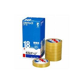 エルパック セロテープ 大巻徳用 幅18mm 12巻 まとめ買い ニチバン EC-LP-18-12P