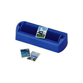 切手や印紙の水つけラクラク!! 切手ぬらし器 ローラー幅125mm 1個 オープン EC-R-35