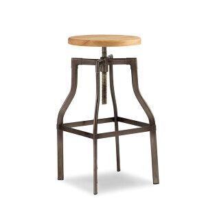 ドリエル チェア 幅500×奥行500×高さ670〜840mmバーチェア バースツール ハイチェア ダイニングチェア リフレッシュチェア 休憩椅子 チェア 椅子 イス ミーティングチェア 会議椅子
