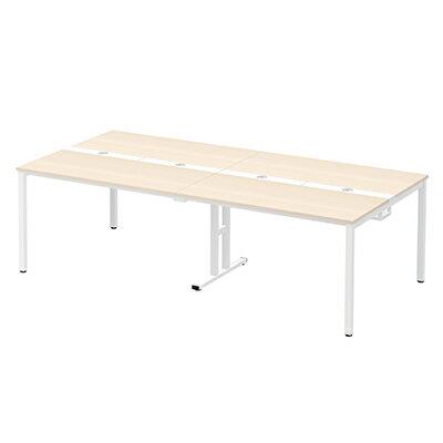 Garage(ガラージ)Multipurpose TABLE(マルチパーパステーブル)フリーアドレスデスク 幅2000×奥行1200×高さ720mm GA-MP-2012SS