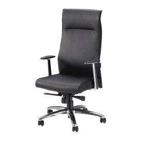 【国産】オフィスチェア パソコンチェア プレジデントチェア ハイバック No.525L 事務椅子 事務イス デスクチェア 学習チェア 学習椅子 ブランドチェア 日本製 LION