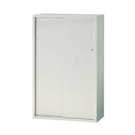 JL Storage 引違保管庫 下置用 鍵付き 幅700×奥行400×高さ1100mm 【ホワイト】/PL-JL-A110S-WH