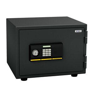 【エーコー】家庭用 小型 耐火金庫 テンキー式 プッシュ式 A4用紙収納可/BSS-PK