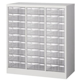 【完成品】【日本製】A4判書類整理ケース床置型(ホワイト)スチール製(プラスチック引出し)A4W-P309Lレターケース A4ファイル 文書棚 整理棚 書類収納 引き出し 引出し プラスチック 書類棚 書類ケース