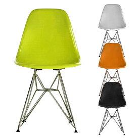 Comfy(コンフィー) Designers Line チャールズ&レイ・イームズ Shell Chair (シェルチェアDSR) 幅475×奥行548×高さ805mm 座面高さ445mm SK-Shell