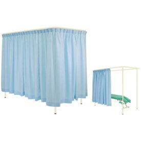 高田ベッド サイズ選択可能 病院 診察室 スクリーン 衝立 カーテン 仕切り ドルチェレールCタイプ/TB-700