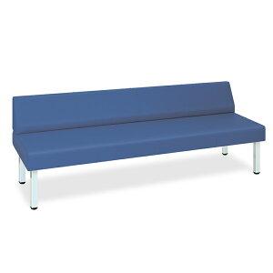 高田ベッド 待合い用ソファー 業務用長椅子 背部シート付きソファー 長さ選択可能 TB-809-02 STベンチ(02)