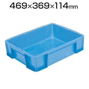 サンコー サンボックス#14 SK-14 コンテナ コンテナボックス 収納 収納ボックス 物流 倉庫 保管用品 流通 倉庫作業 工場用品 整理保管箱 部品管理 通い箱 通函 おしゃれ 14.3L ボックス型コンテ
