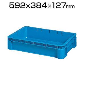 積水 TR型コンテナ 青 TR-22コンテナ コンテナボックス 収納 収納ボックス 物流 倉庫 保管用品 流通 倉庫作業 工場用品 整理保管箱 部品管理 通い箱 通函 おしゃれ 22L 自動搬送機対応