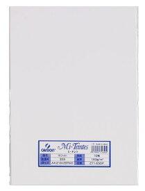 マルマン 色画用紙 ミタント 271-655P A4 10枚 ホワイト(10セット)