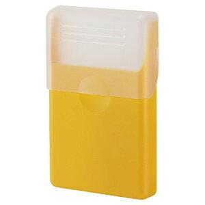 【150円×1セット】リヒトラブ 出し入れしやすいおくすりケース M 橙 HM571-4