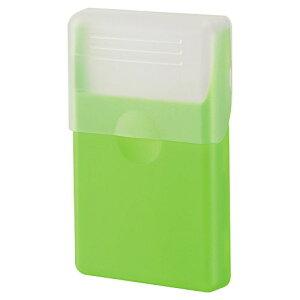 【195円×1セット】リヒトラブ 出し入れしやすいおくすりケース M 黄緑 HM571-6